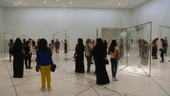 В Абу-Даби открылся свой Лувр
