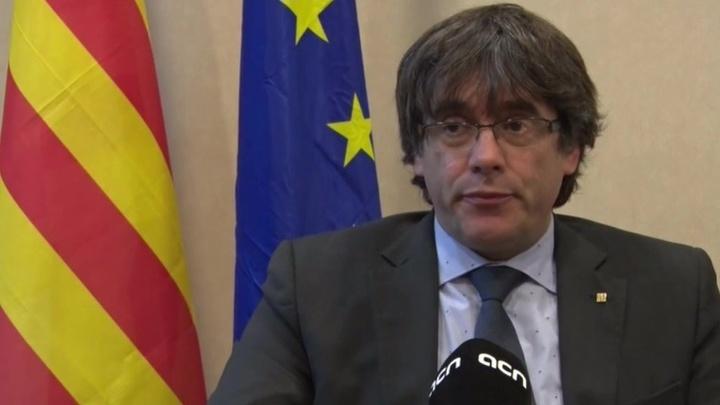 Пучдемон намерен реформировать всю Европу