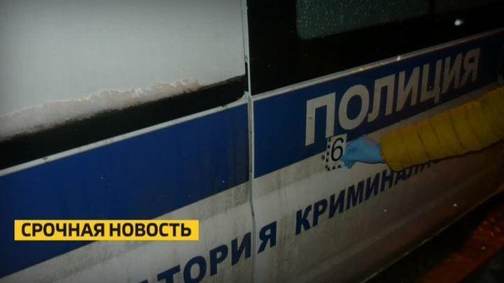 В Тверской области неизвестные обстреляли полицейскую машину