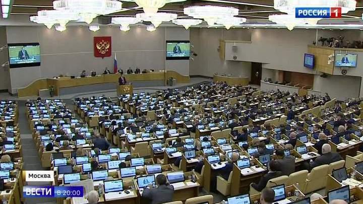 Госдума зеркально ответила на притеснение телеканала RT и агентства Sputnik в США
