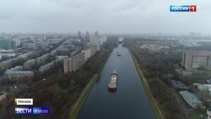 Зимой на Москву-реку выйдут патрульные катера-вездеходы