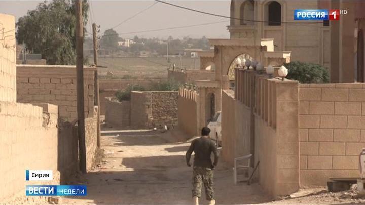 Боевики заминировали Абу-Кемаль