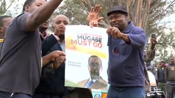 Мугабе согласился уйти в отставку