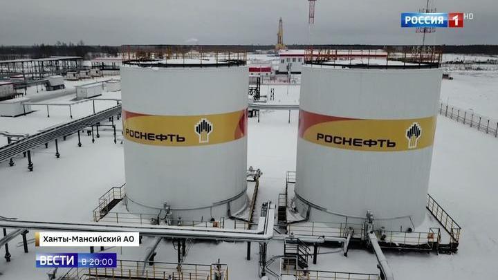 4 тысячи метров вглубь: в России пущено новое нефтяное месторождение