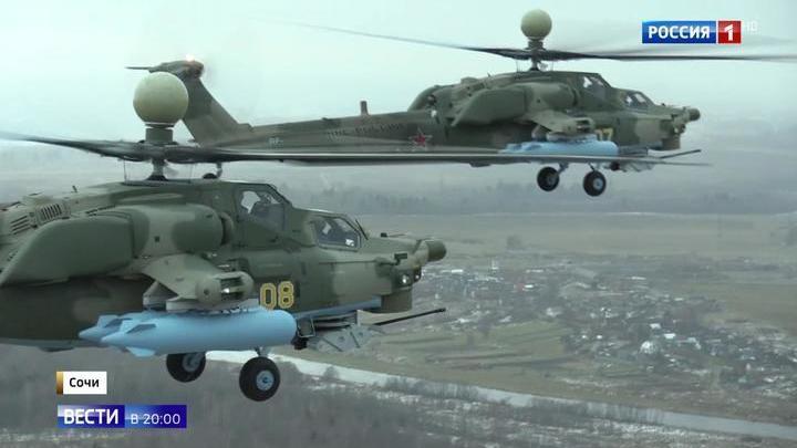 Простота, сила и эффективность: Путин назвал достоинства российского оружия