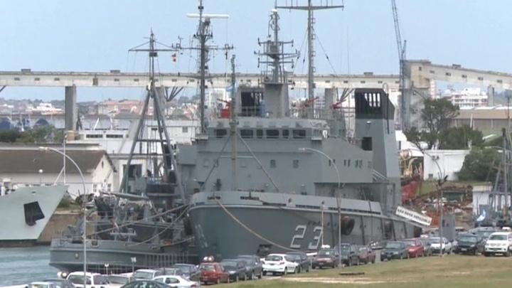 Больница на юге Аргентины готовится к возможному приему экипажа пропавшей подлодки