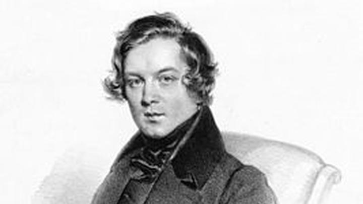 Роберт Шуман 1835 год