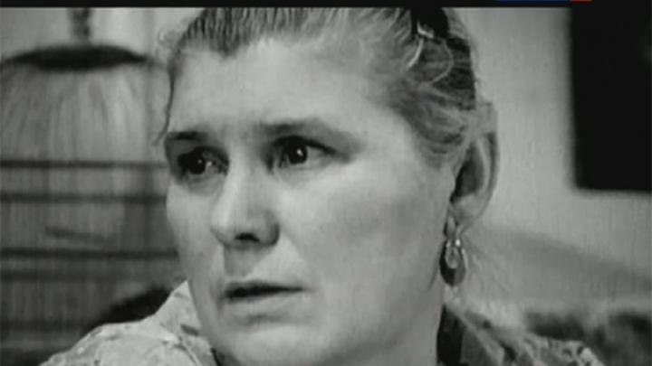 Исполнилось 90 лет со дня рождения актрисы Валентины Владимировой