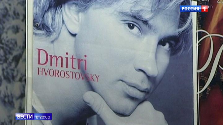 Хворостовский: мир музыки потерял лучшего баритона