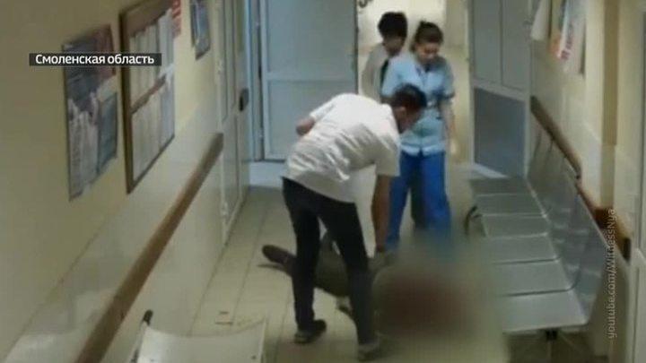 Порно фильм больница смоленск