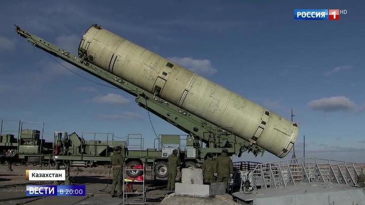 Перехватывает даже в космосе: ВКС РФ испытали уникальную противоракету