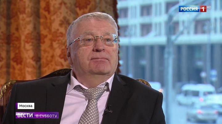 Вегетарианец Жириновский будет политическим мясоедом