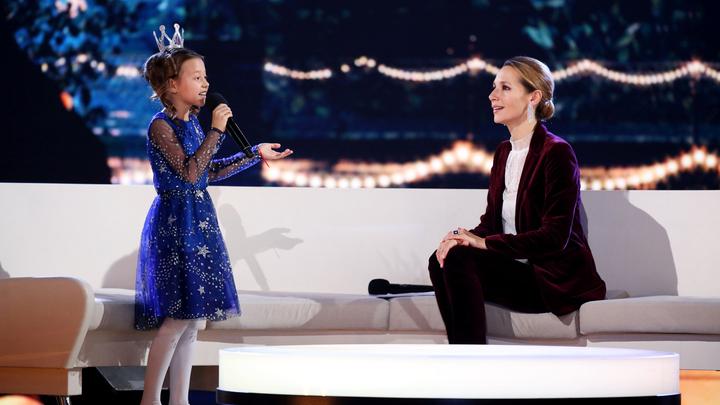 Синяя птица. Сезон 2017. Карина Антипова. Юная певица исполнила русскую народную песню