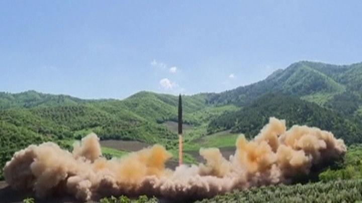Затишье нарушено: на северокорейскую ракету Южная Корея ответила тремя