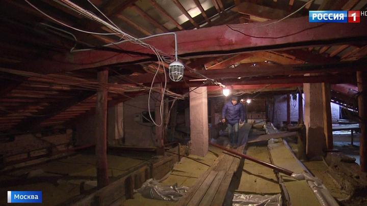 Дом без крыши: капитальный ремонт обернулся дырами и трещинами