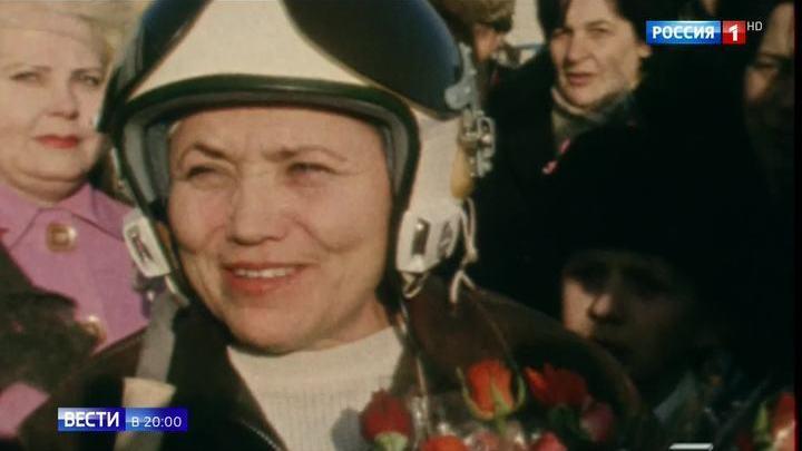 Ушла из жизни Марина Попович. Первая женщина, преодолевшая звуковой барьер
