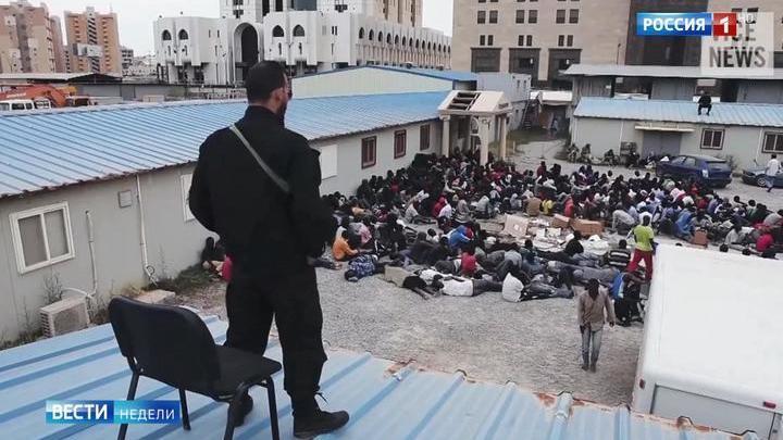 """""""Демократизация"""" Ливии возродила в стране работорговлю"""
