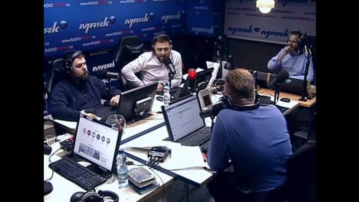 Сергей Стиллавин и его друзья. Range Rover Velar