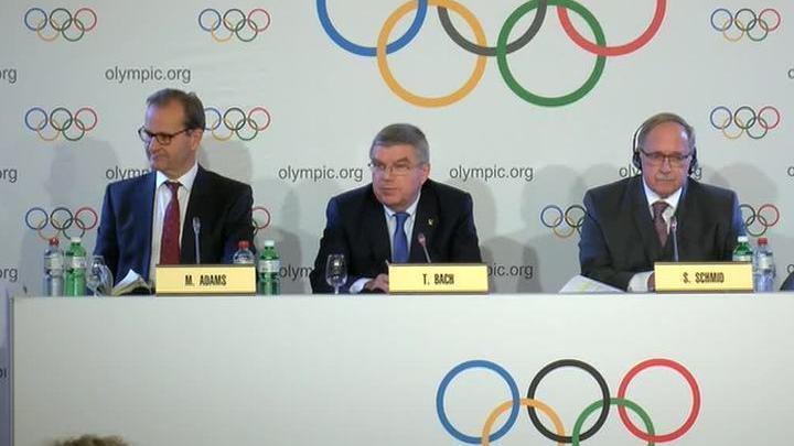 Без флага и гимна: МОК рассматривал вариант полного запрета участия сборной РФ в Играх