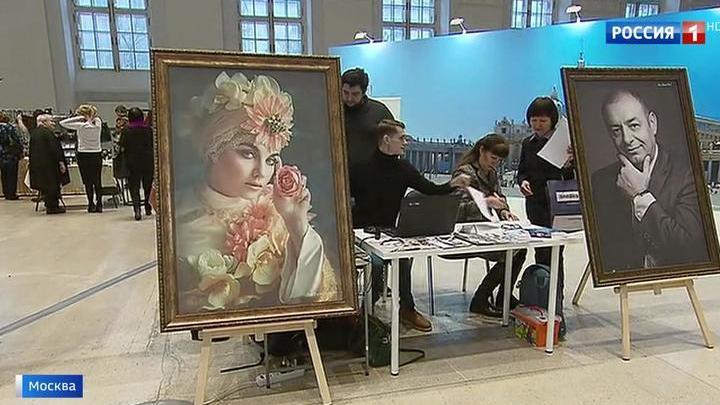 """""""Здравствуй, Италия!"""": уникальная выставка в Манеже"""
