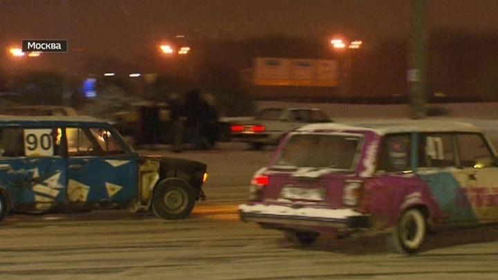 Автомобилистам поможет асфальт, который не покрывается льдом