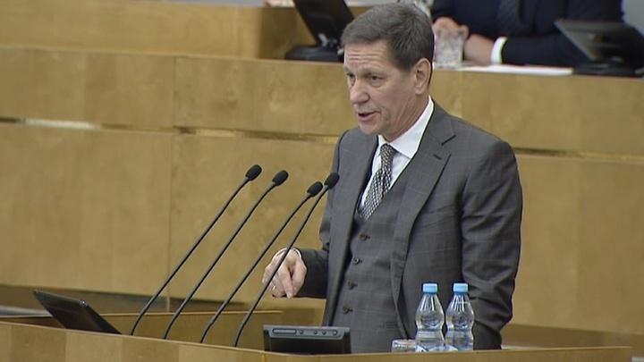 Жуков зачитал депутатам выводы комиссии МОК по допингу в России