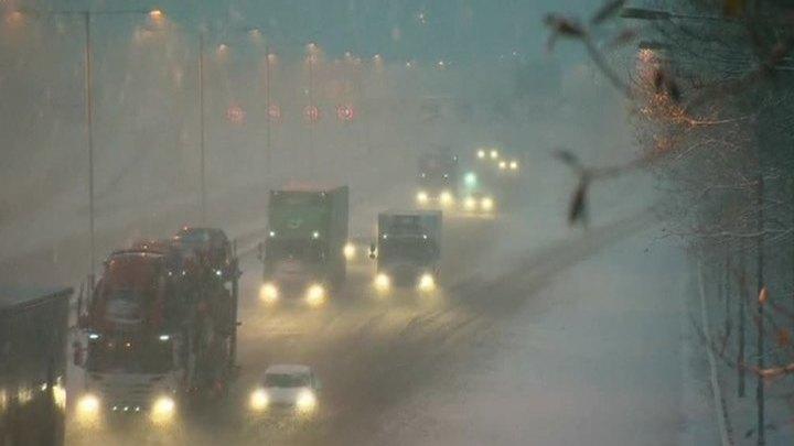 Великобритания в снежном плену: прогнозы не обнадеживают