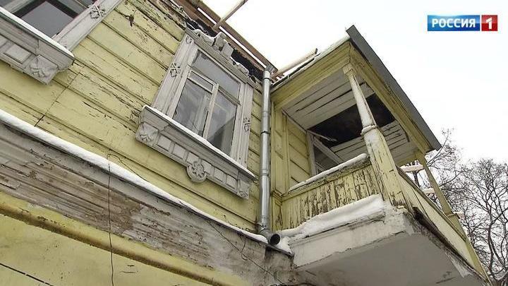 В центре Сергиева Посада оказался под угрозой сноса дом купца Сычёва