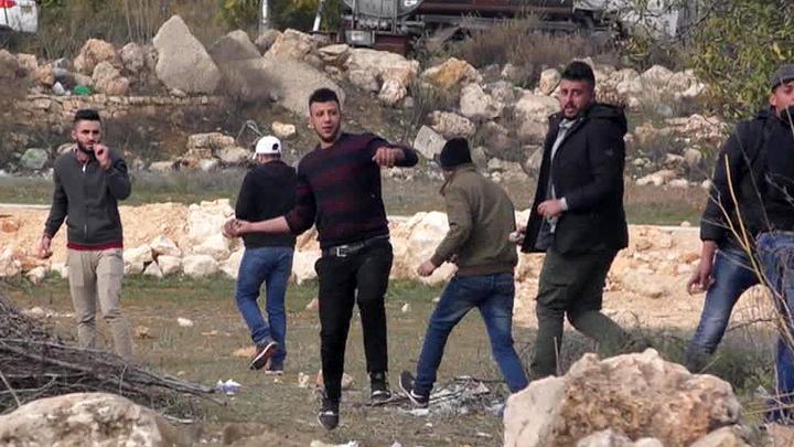 Решение Трампа по Иерусалиму разворошило палестино-израильский конфликт с новой силой