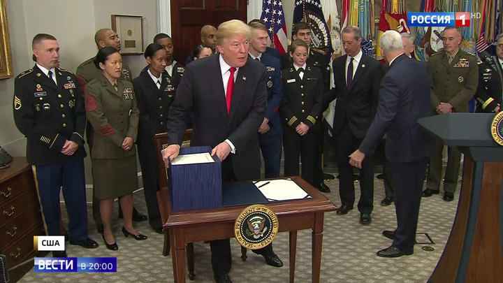 Оборонный бюджет США: Украина, сдерживание