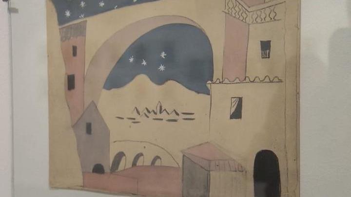 Открылась выставка с графическими работами Пабло Пикассо