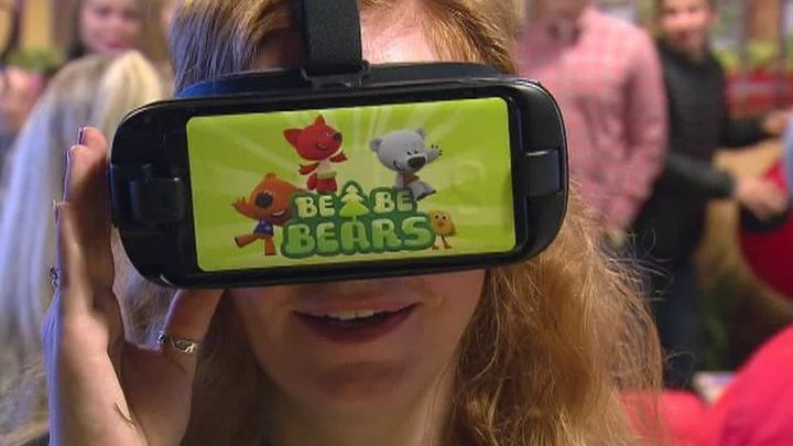 """VR для детей: """"Интерактивный МУЛЬТ"""" приглашает в сказку"""