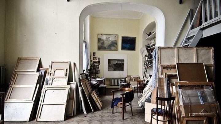 В студии Петра Кончаловского открылся музей