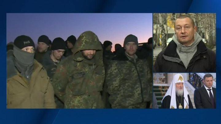 В Донбассе состоится масштабный обмен пленными
