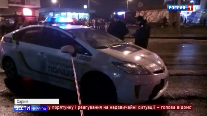 Взятие заложников в Харькове: освобождены три женщины и двое детей
