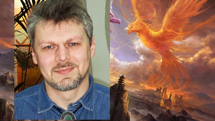 Писатель Вячеслав Александрович Бакулин, ведущий редактор редакции Mainstream издательства АСТ.
