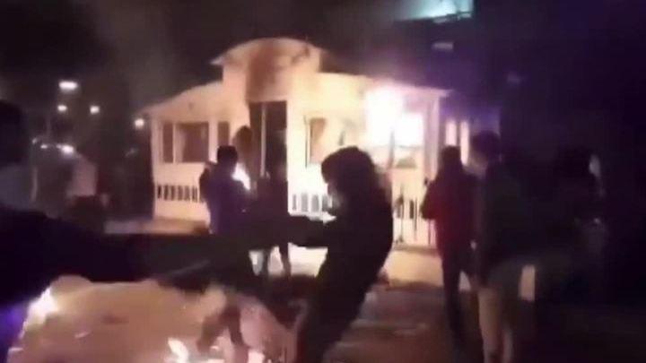 Шесть дней огня: Иран встретил 2018 год беспорядками