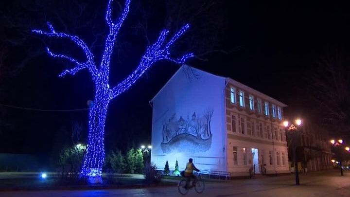 На Новый год в Калининград: в янтарном краю рады гостям