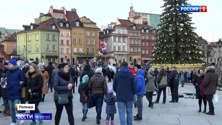 Польша внесла свой вклад в раскол в Евросоюзе