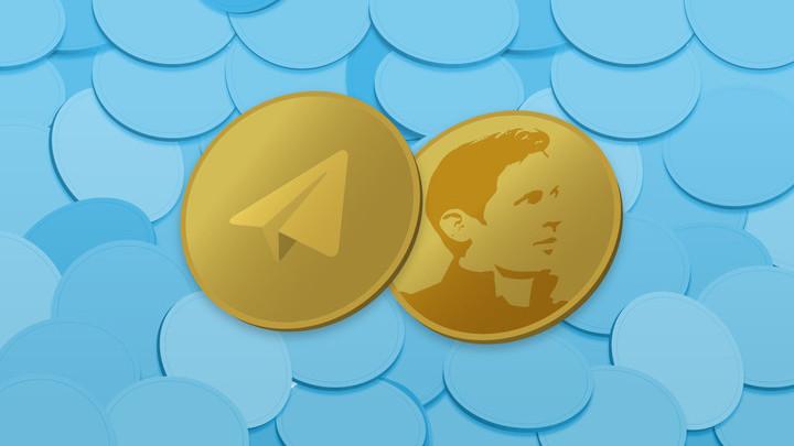 """СМИ: криптовалюта Telegram не достанется инвесторам """"из народа"""""""
