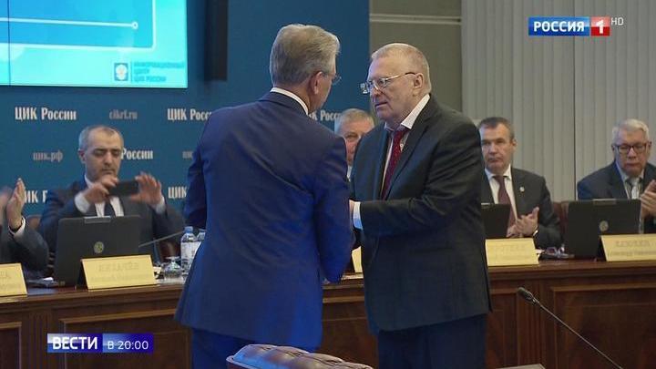 Выборы-2018: ЦИК принял документы у самовыдвиженцев
