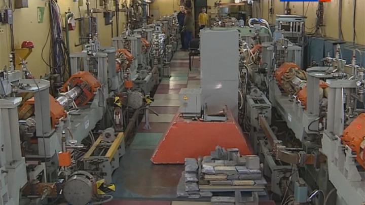 Новосибирские ученые приступили к строительству коллайдера нового поколения