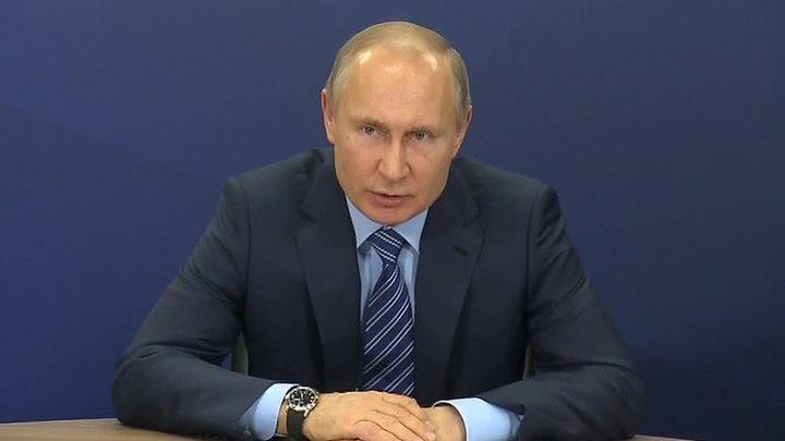 Стали известны сопредседатели предвыборного штаба Путина