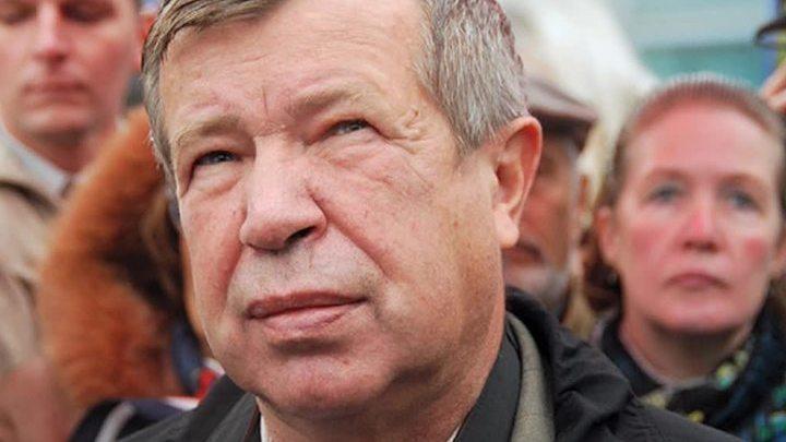 Скончался популярный политический деятель Виктор Анпилов