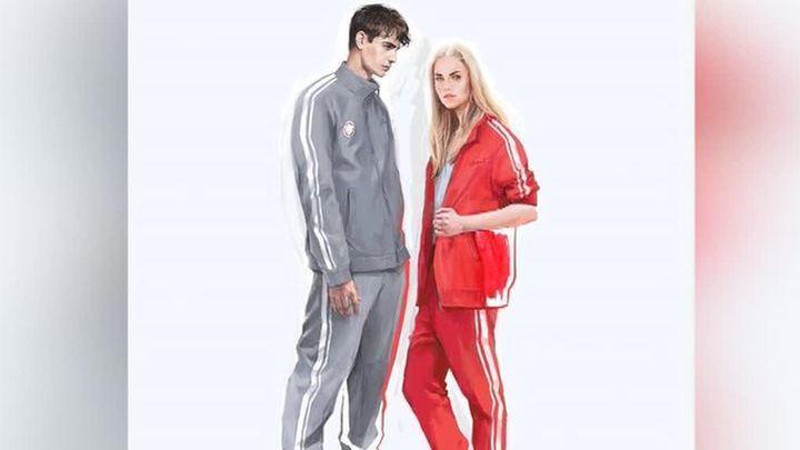 Олимпийцы из России выступят в серо-красно-белой форме