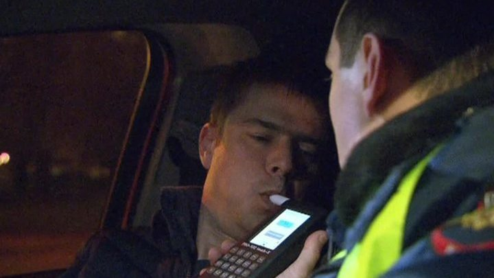ГИБДД получит новые приборы для поиска нетрезвых водителей
