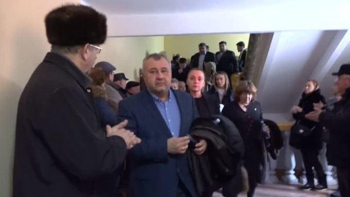 В молдавских Бельцах противостоят сторонники мэра города Ренато Усатого и парламента