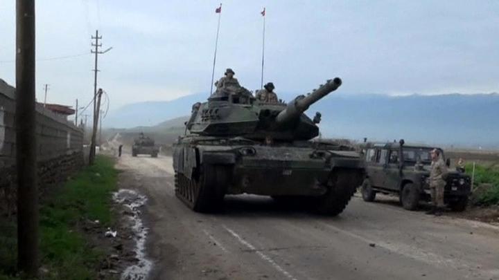 Турецкие танки в Сирии: к чему приводит политика США