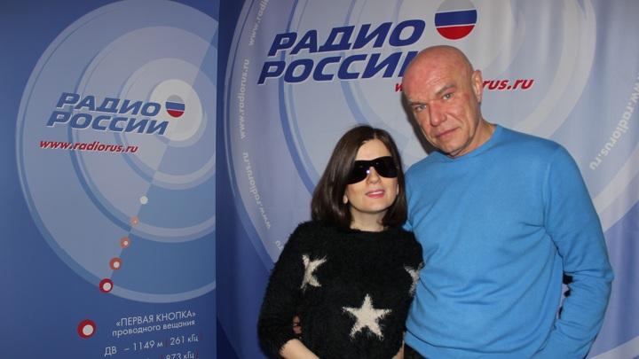 Диана Гурцкая и Сергей Мазаев