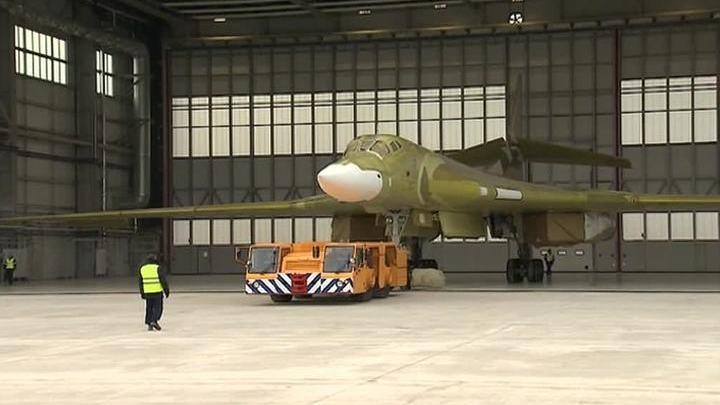 В РФ начались работы по созданию гражданского сверхзвукового самолета